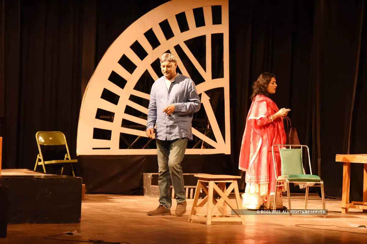 Ek Actor Ki Maut: A play