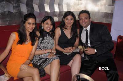 Rohit, Mansi at Mod' Art show