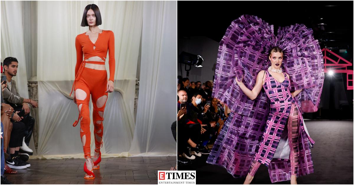 Paris Fashion Week Spring/Summer 2022: Fashion capital serves a lot of drama on the runway