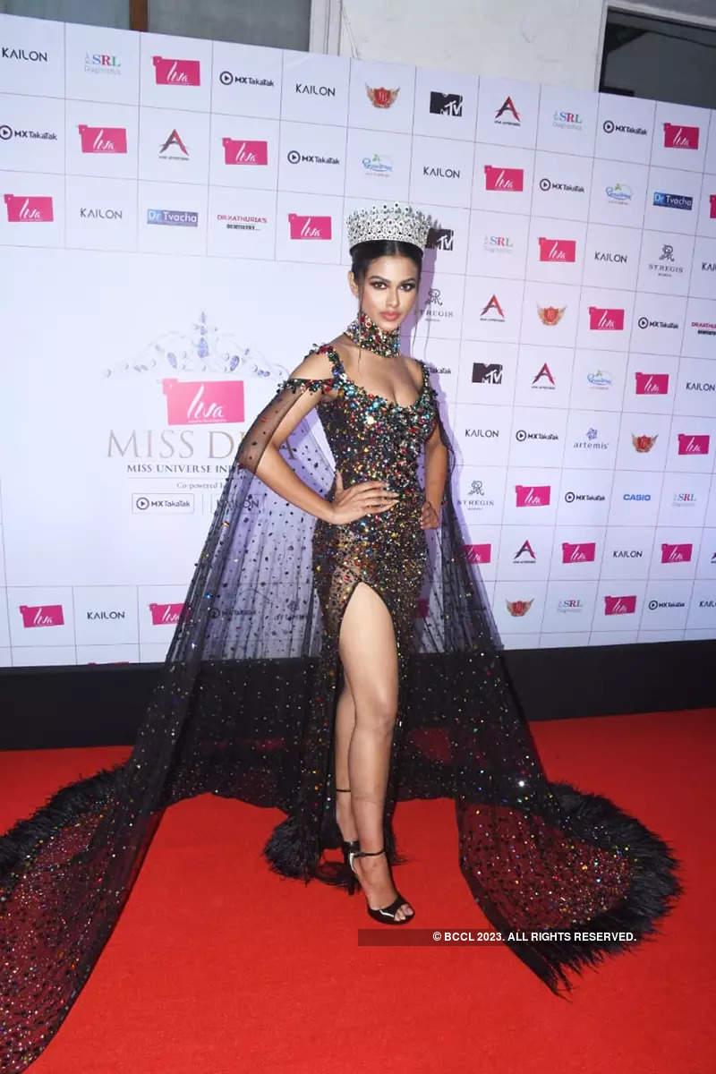 LIVA Miss Diva 2021: Red Carpet