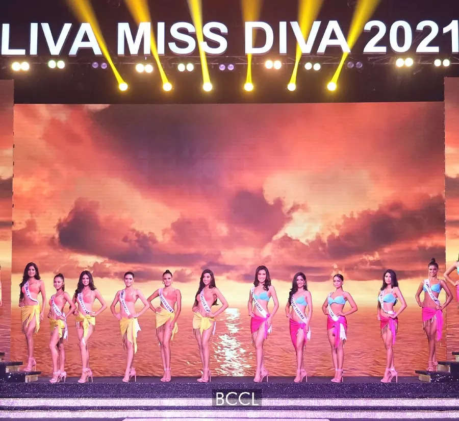 LIVA Miss Diva 2021 finalists dazzle at the Grand Finale in Shivan and Narresh's collection