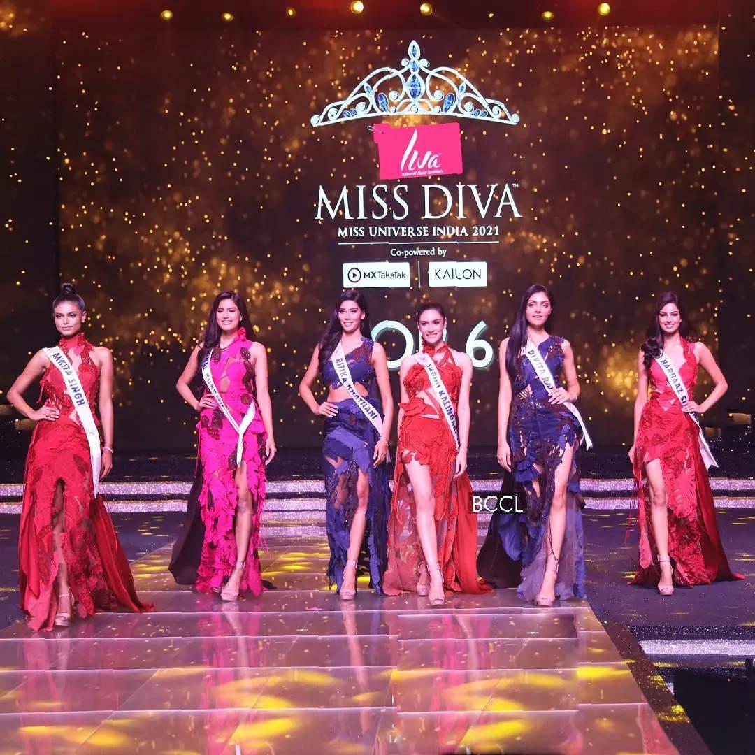 Grand Finale: Meet the Top 6 of LIVA Miss Diva 2021
