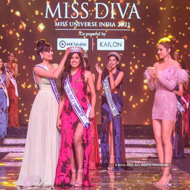 LIVA Miss Diva 2021: Crowning Moments