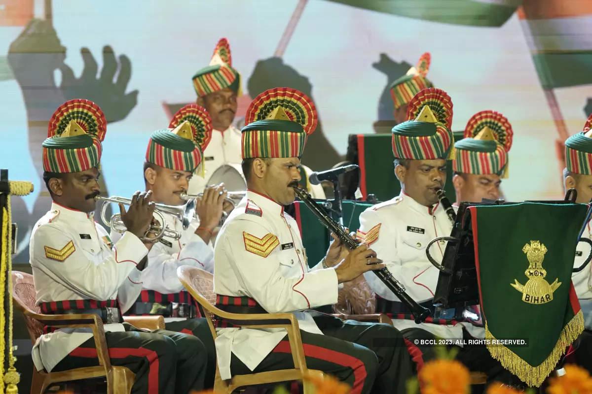 Kolkatans celebrate 75 years of Indian Independence