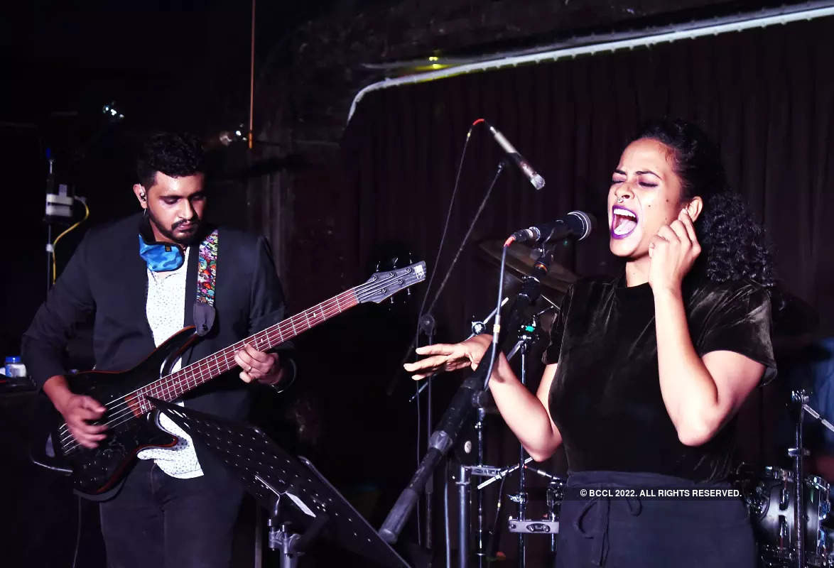 Music pumps up the city's party scene