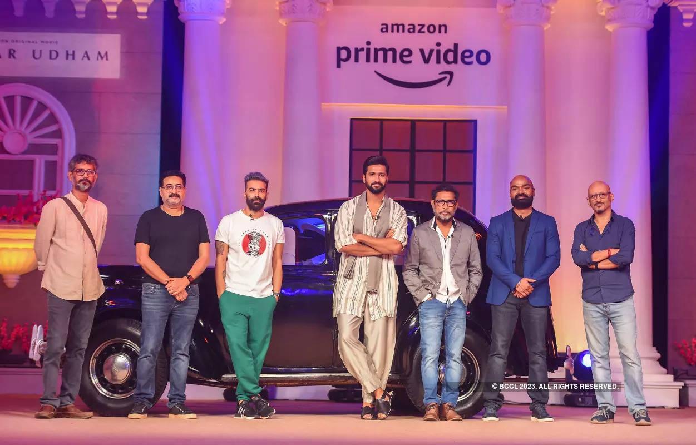 Sardar Udham: Trailer launch
