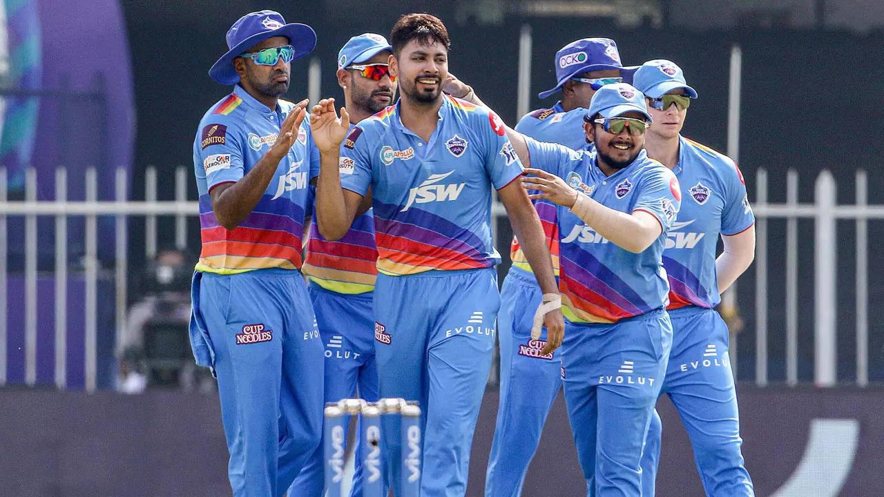 IPL 2021, Match 46: Mumbai Indians vs Delhi Capitals  | The Times of India