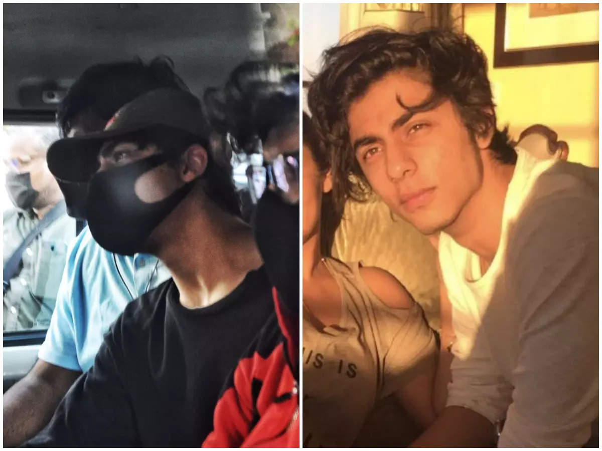 Arrest in drugs case to Bollywood debut: 5 Times Aryan Khan made headlines