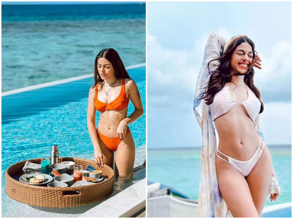 5 moments from Alaya F's beach diaries