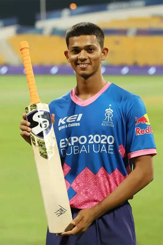 IPL 2021: 'Fanboy' Yashasvi Jaiswal gets his bat autographed by MS Dhoni after RR beat CSK, pictures go viral