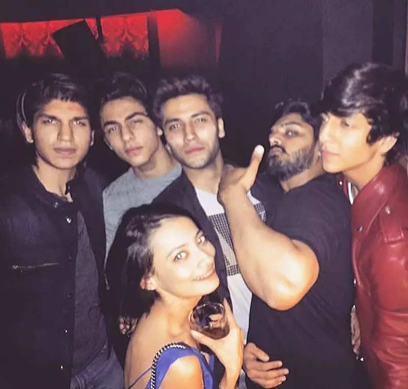 These party pictures of Aryan Khan with BFFs trend after his arrest in a drug case