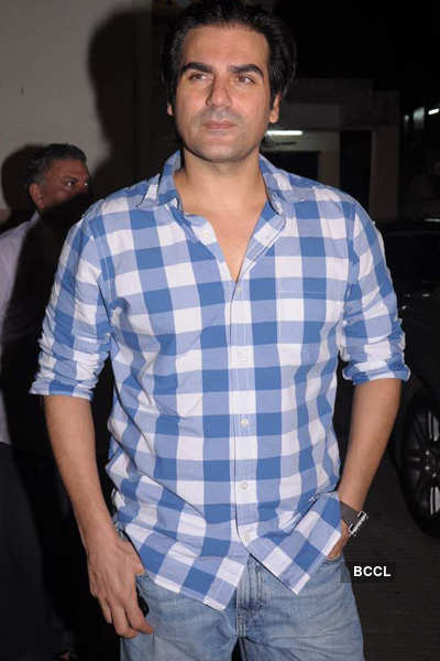 Celebs at 'Ready' special screening