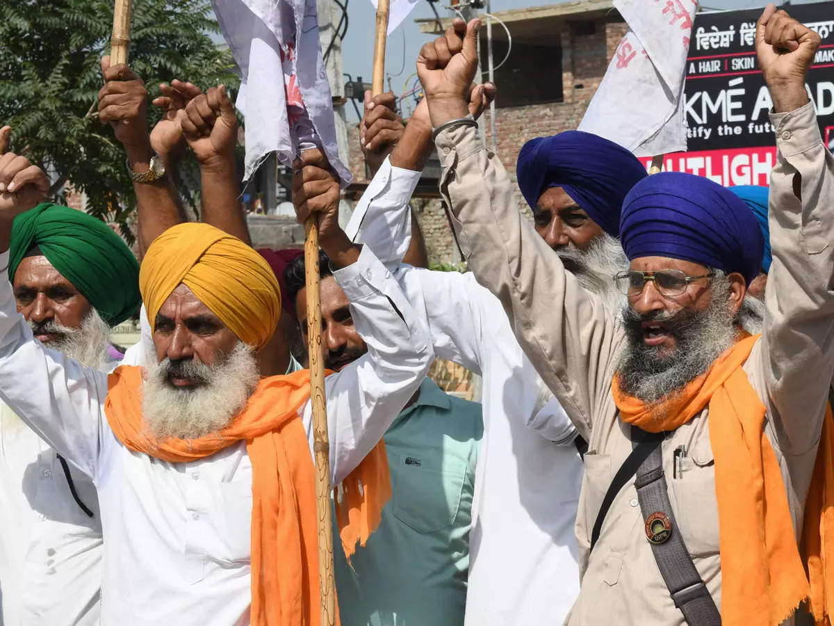 Protests continue across country over Lakhimpur Kheri violence