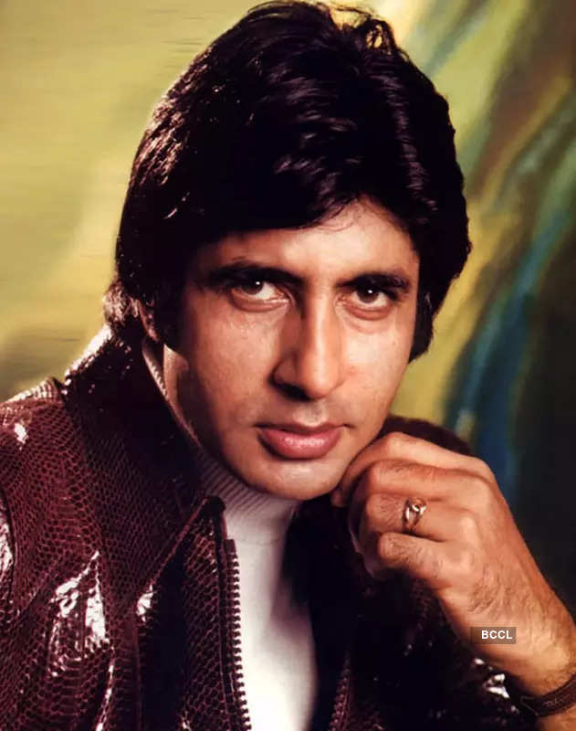 #ETimesTrendsetters: Happy birthday Amitabh Bachchan, the ultimate 'Shahenshah' of fashion