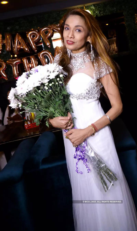 Designer and activist Sanjana Jon celebrates her birthday with close friends