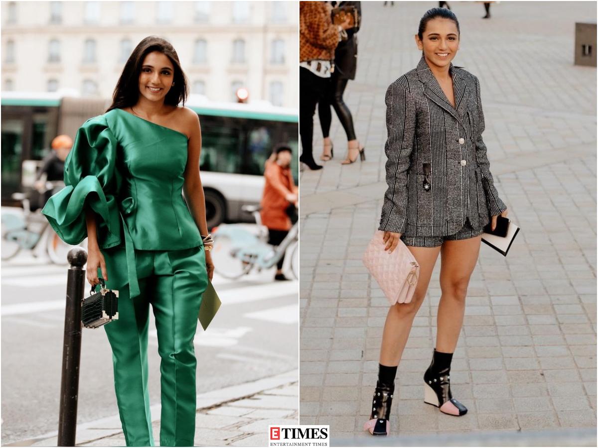 Masoom Minawala stuns at Paris Fashion Week 2021, leaves everyone in awe of her gorgeous beauty!