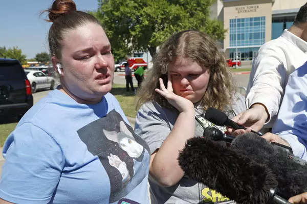 At least four injured in Texas high school shooting