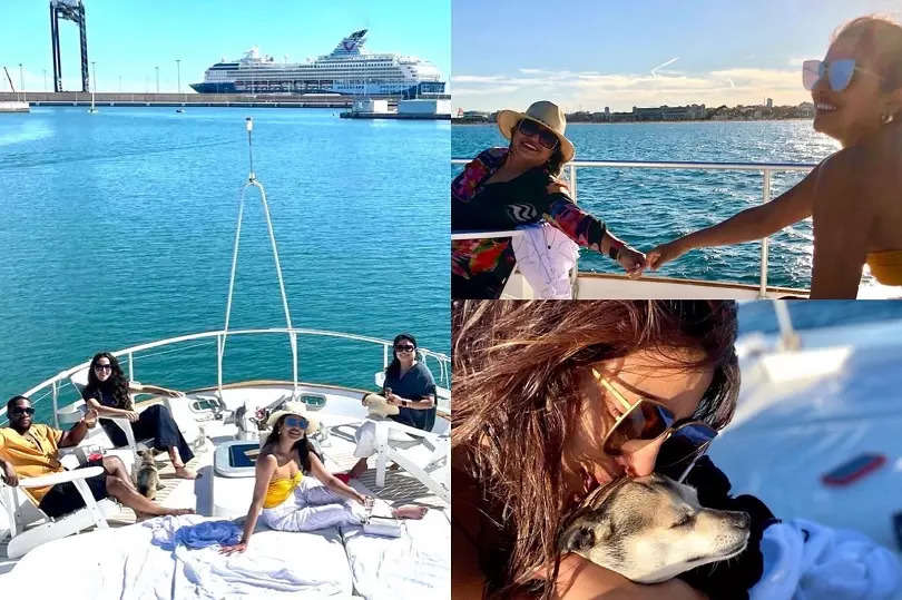 Priyanka Chopra's 'perfect day off' in Spain