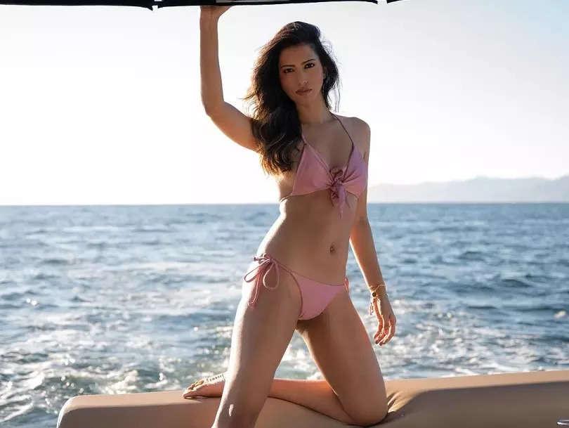 Birthday Special: 5 times Mansavi Mamgai set the temperature soaring with her bold bikini looks!