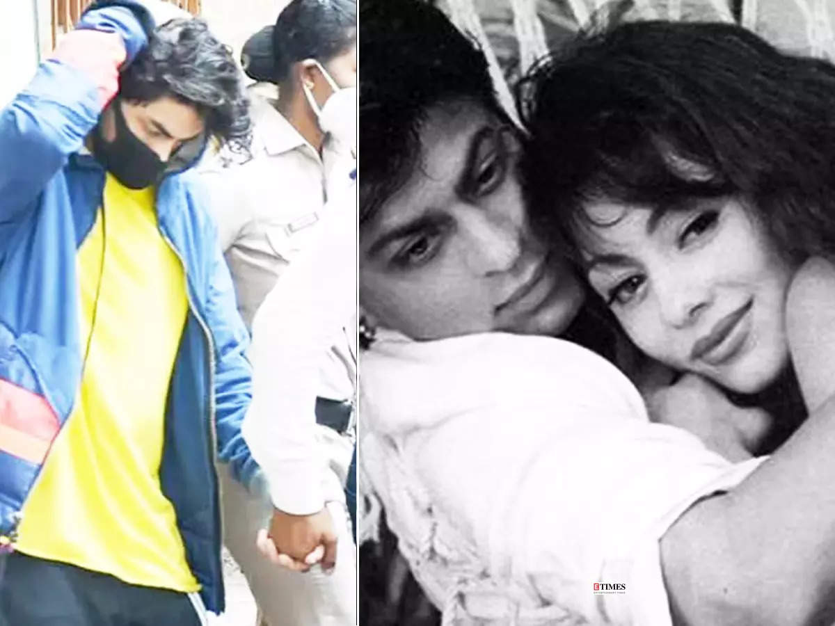 Amid Aryan Khan's drugs case, Suhana Khan wishes mommy Gauri Khan with a sweet picture on her birthday