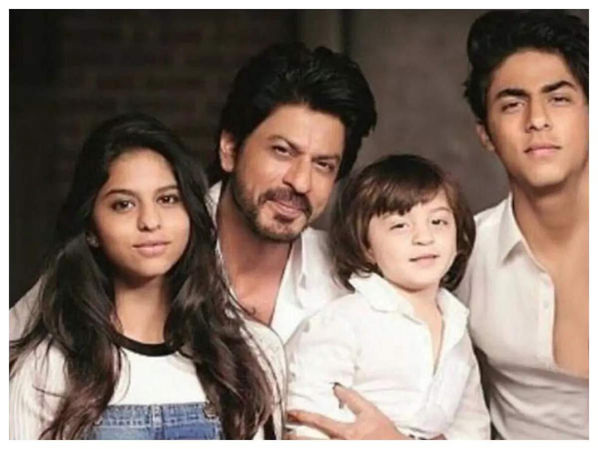 When Shah Rukh Khan spoke about parenting