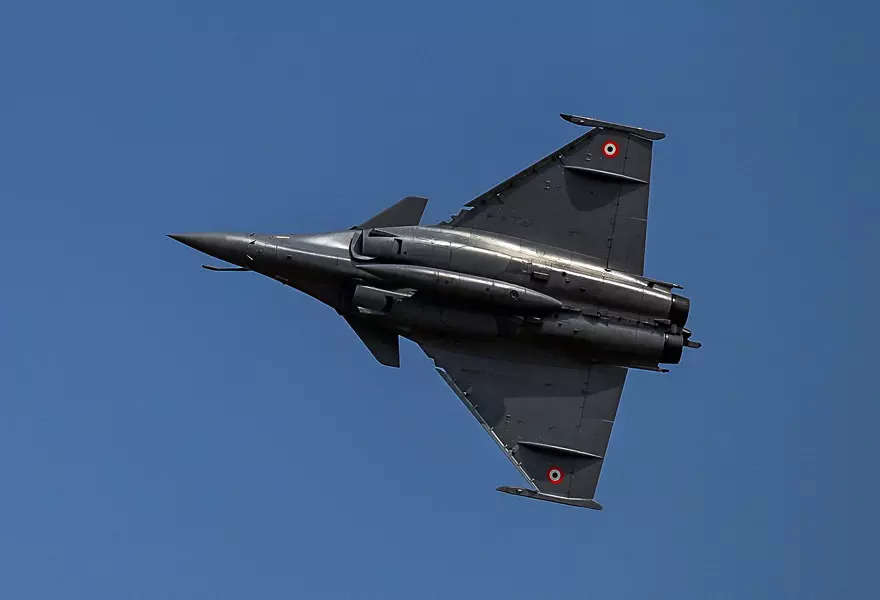 89th Indian Air Force Day: Fighter jets perform jaw-dropping aerobatic display