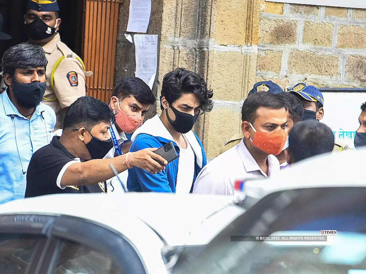Drugs case: Pictures of Aryan Khan reaching Arthur Jail go viral amid rejection of bail plea