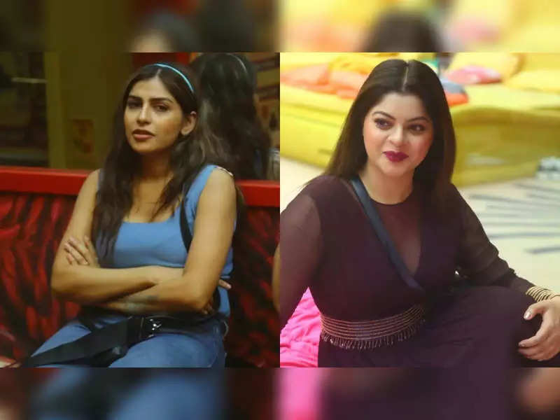 Sneha Wagh says she tolerates her past in the house because she has patience