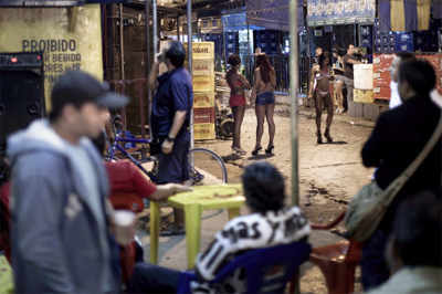 End of Vila Mimosa prostitution zone!