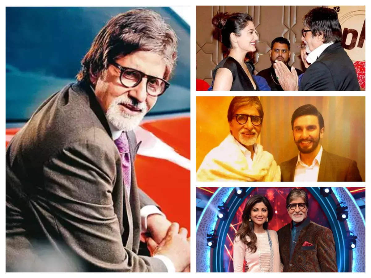 , Actors who were reprimanded by Big B, The World Live Breaking News Coverage & Updates IN ENGLISH