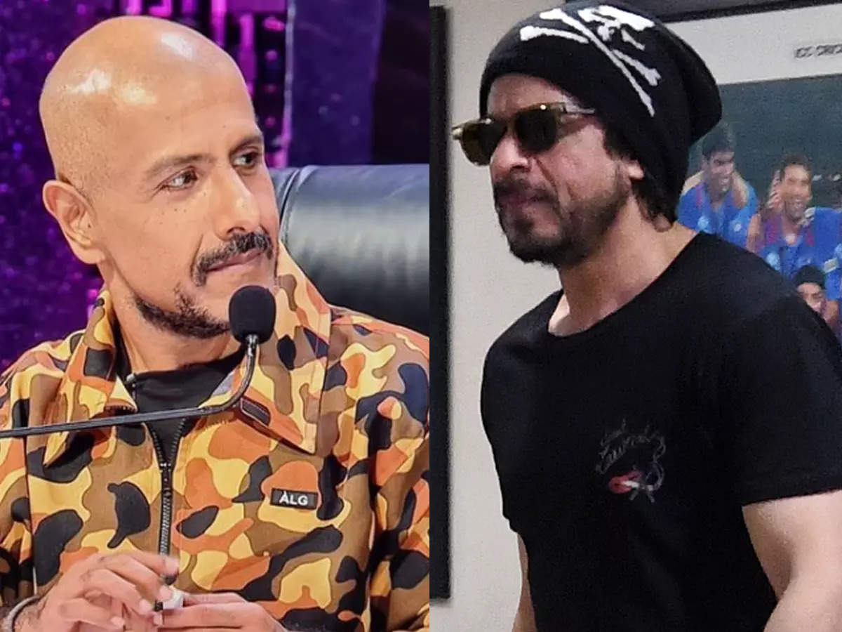 Vishal Dadlani's claims of SRK case being used as a smokescreen
