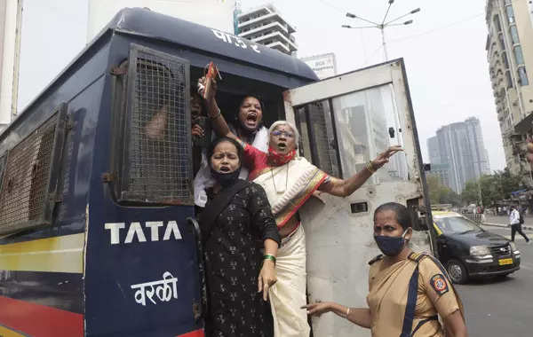 Lakhimpur violence: Maharashtra bandh disrupts normal life
