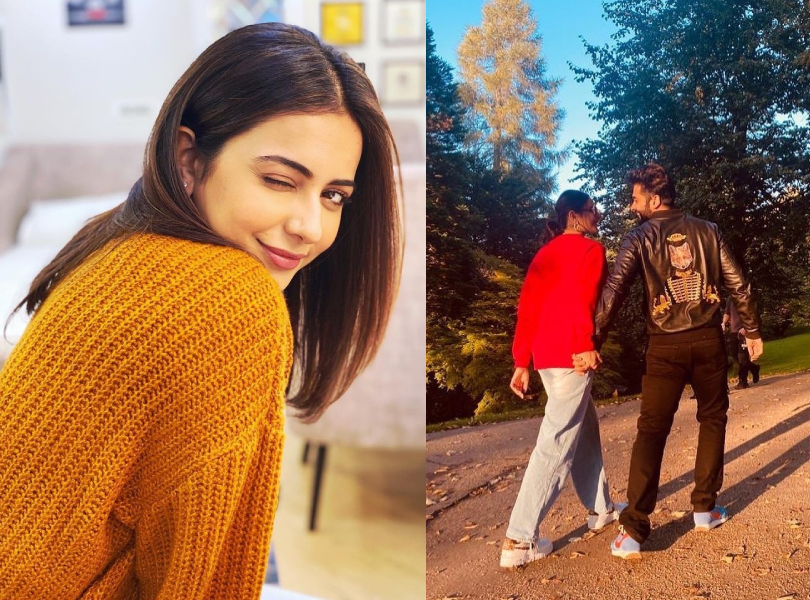 Rakul Preet officially announces her relationship with Jackky Bhagnani on her birthday