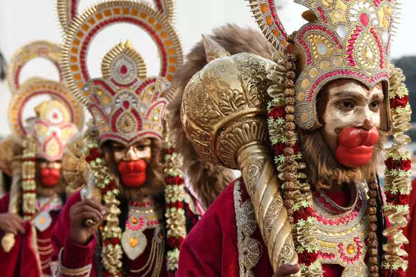 25 pictures from Navratri celebrations across India