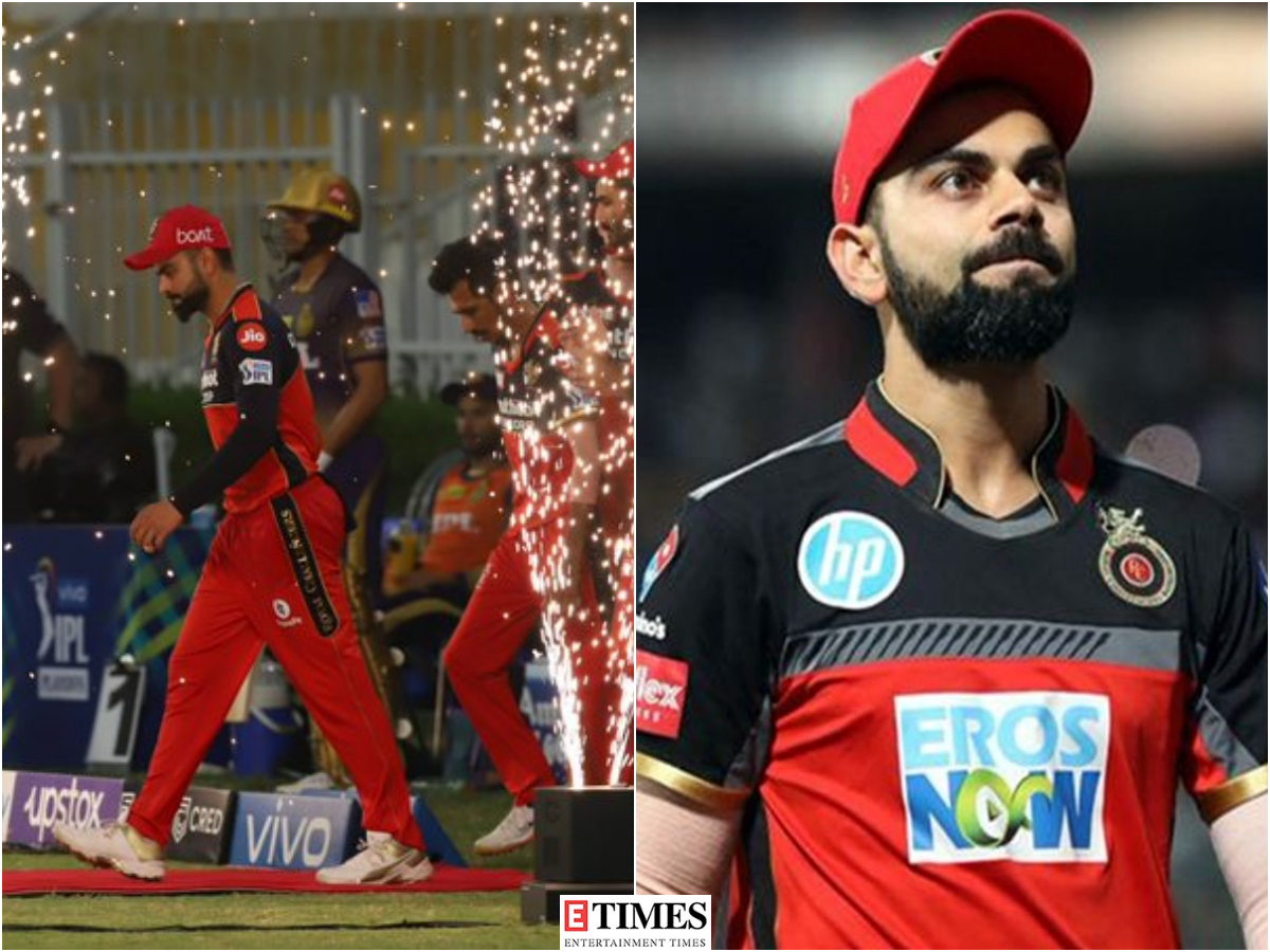 IPL 2021: Virat Kohli signs off as RCB captain, fans flood social media with pictures of the Indian cricketer