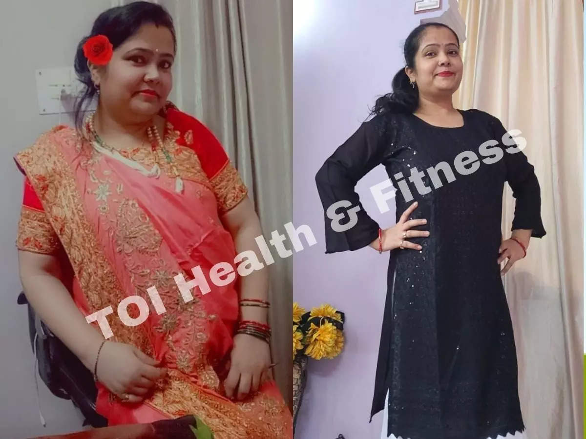 """, Weight loss story: """"I cut down spices and sugar from my diet"""", The World Live Breaking News Coverage & Updates IN ENGLISH"""