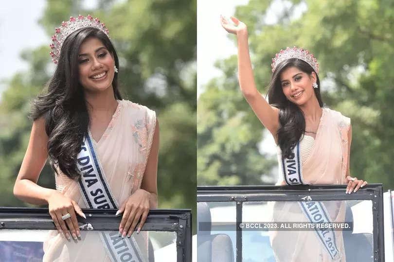 LIVA Miss Diva Supranational 2021 Ritika Khatnani's Homecoming
