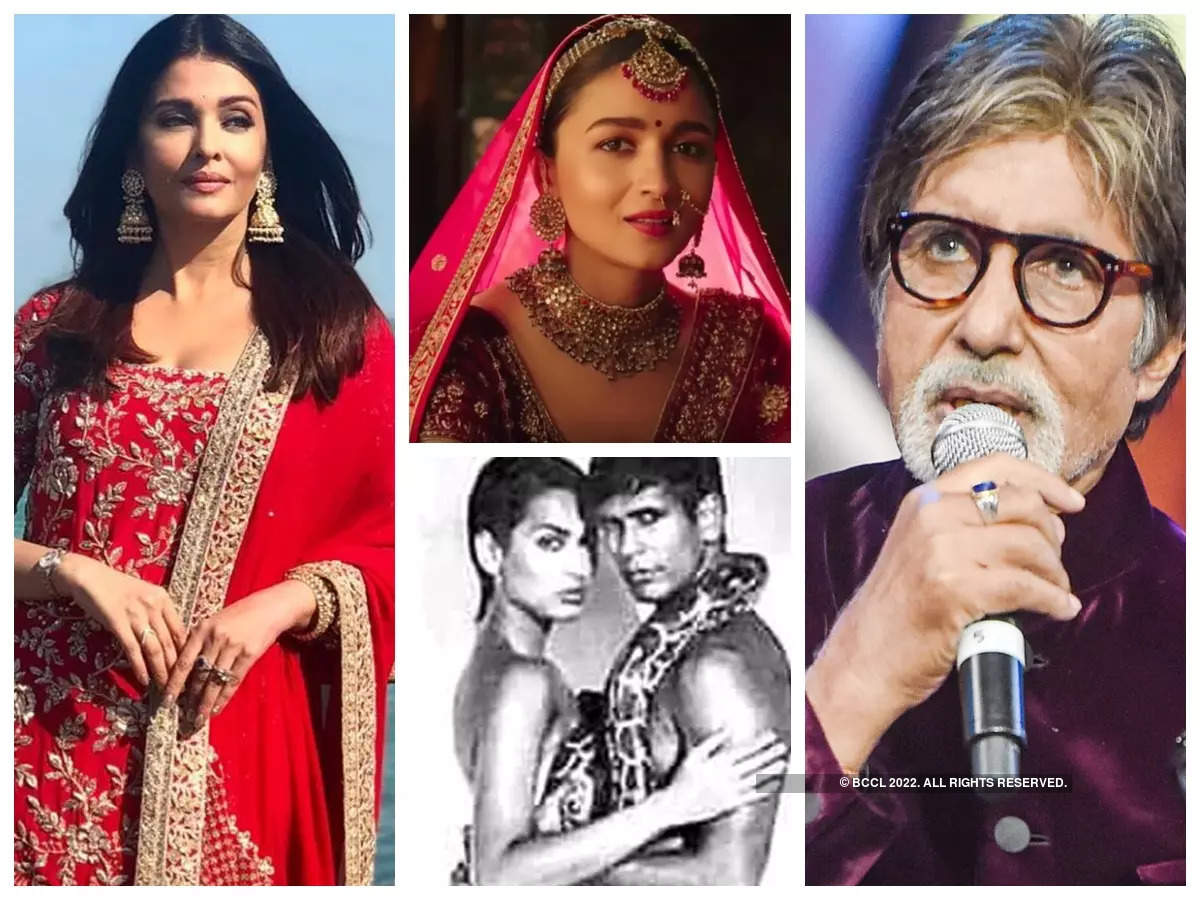 Celebs who courted controversy for endorsements