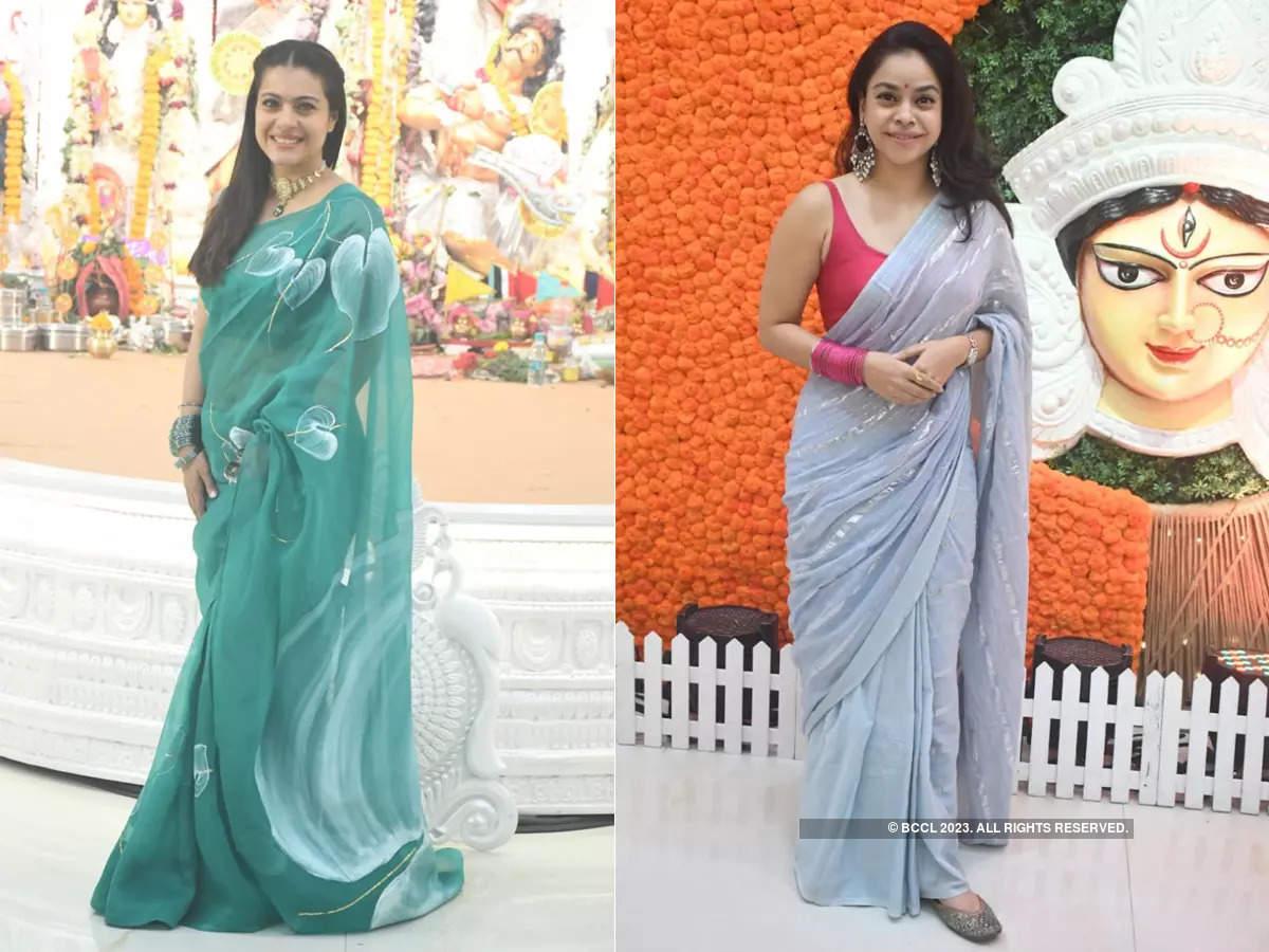 #ETimesSnapped: From Kajol to Sumona Chakravarti, paparazzi pictures of your favourite celebs