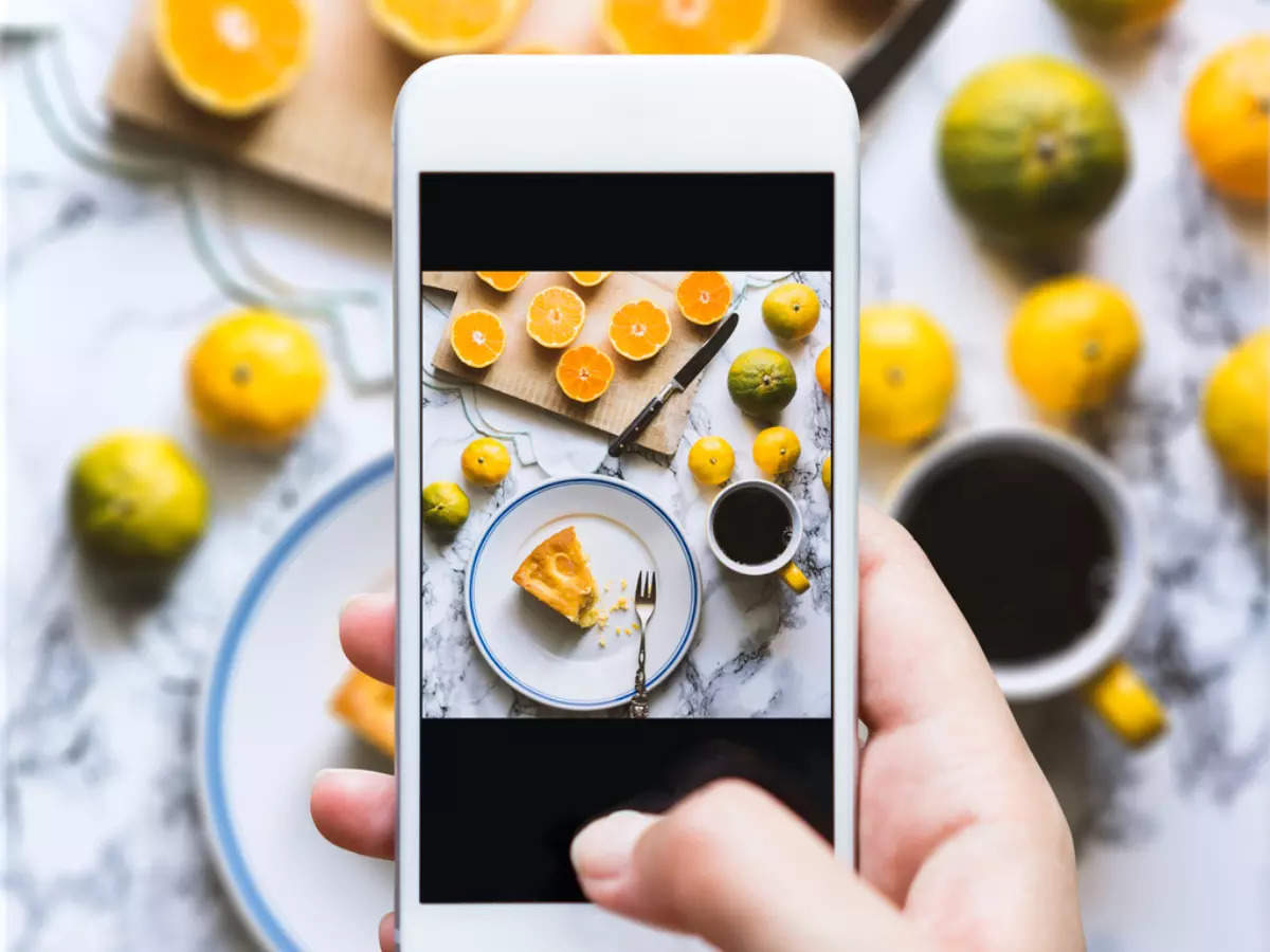 Posting food photos on Insta can make you gain weight