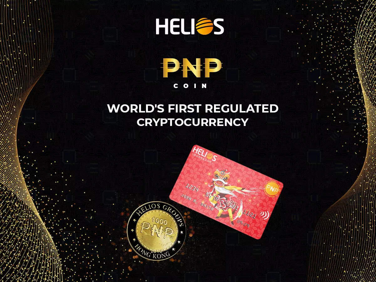 ADVT: Invest in crypto with PNP Coin