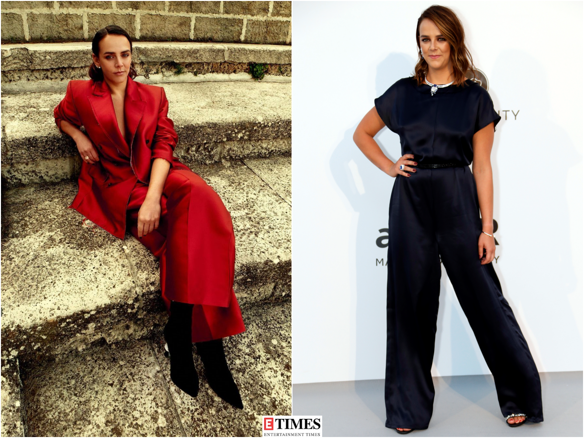 In pics: Meet Grace Kelly's fashionable granddaughter