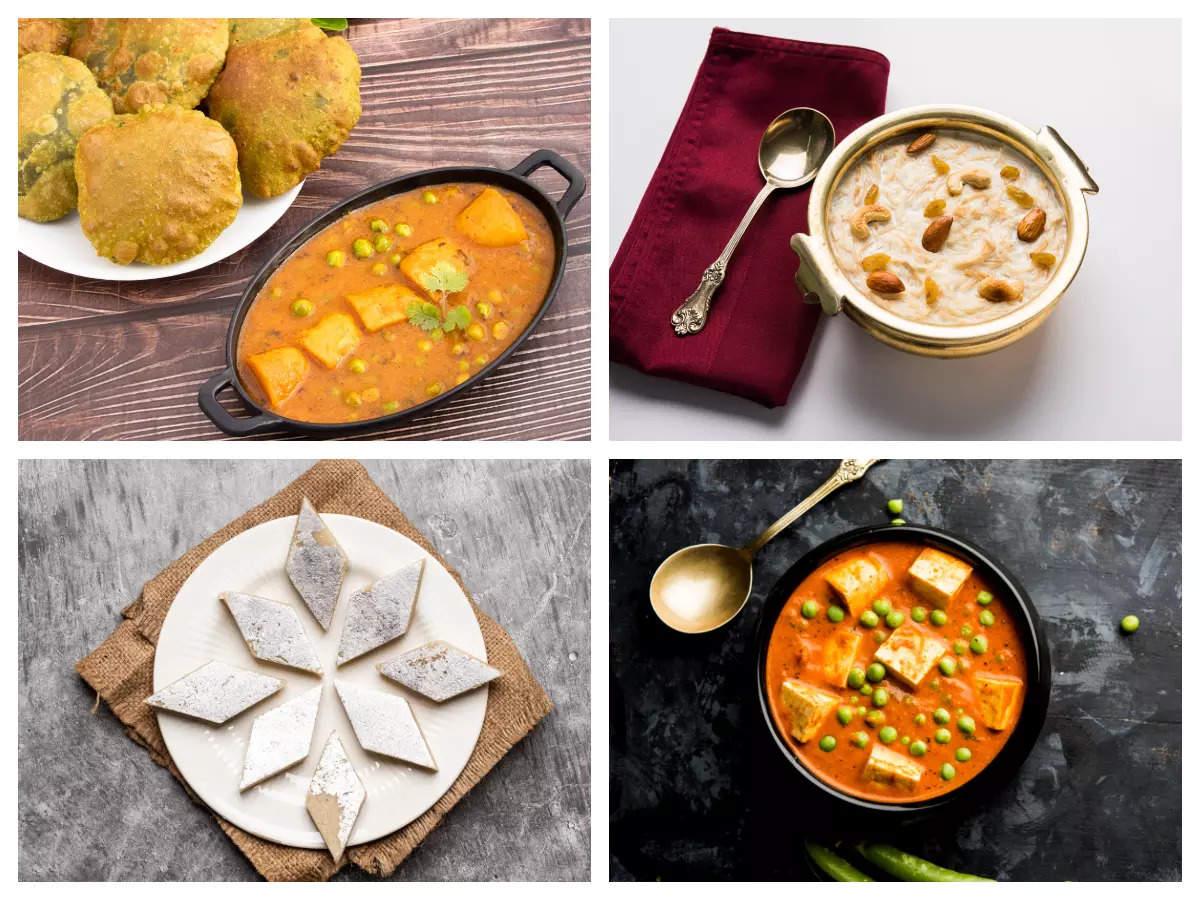 Easy Karwa Chauth recipes under 30 mins