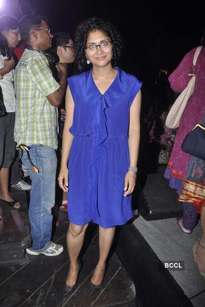 Imran, Kiran at 'Delhi Belly' song bash