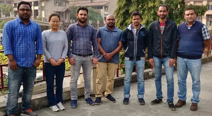 IIT-G researchers developing materials to generate energy-rich hydrogen from water