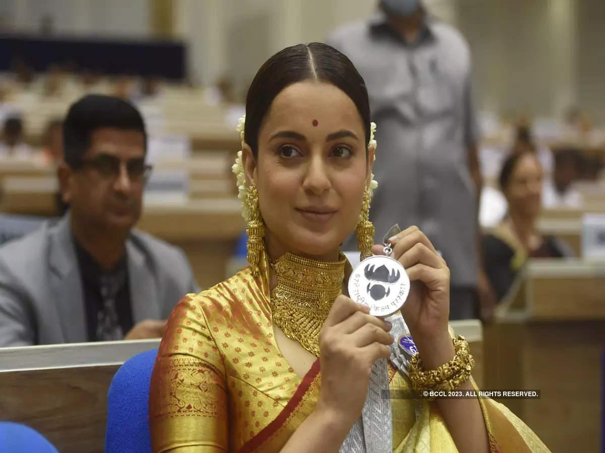 67th National Film Awards: Kangana Ranaut, Rajinikanth, Manoj Bajpayee bag top laurels, see photos