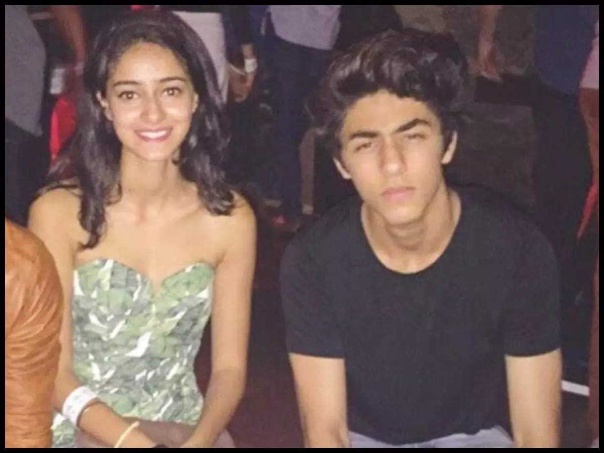 Ananya's connection to Aryan's drug case
