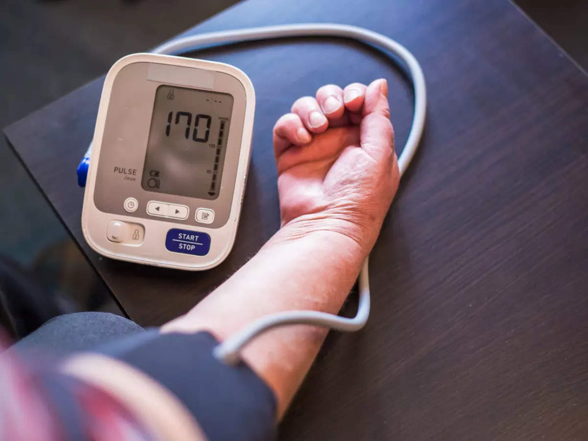 One exercise to lower high blood pressure instantly