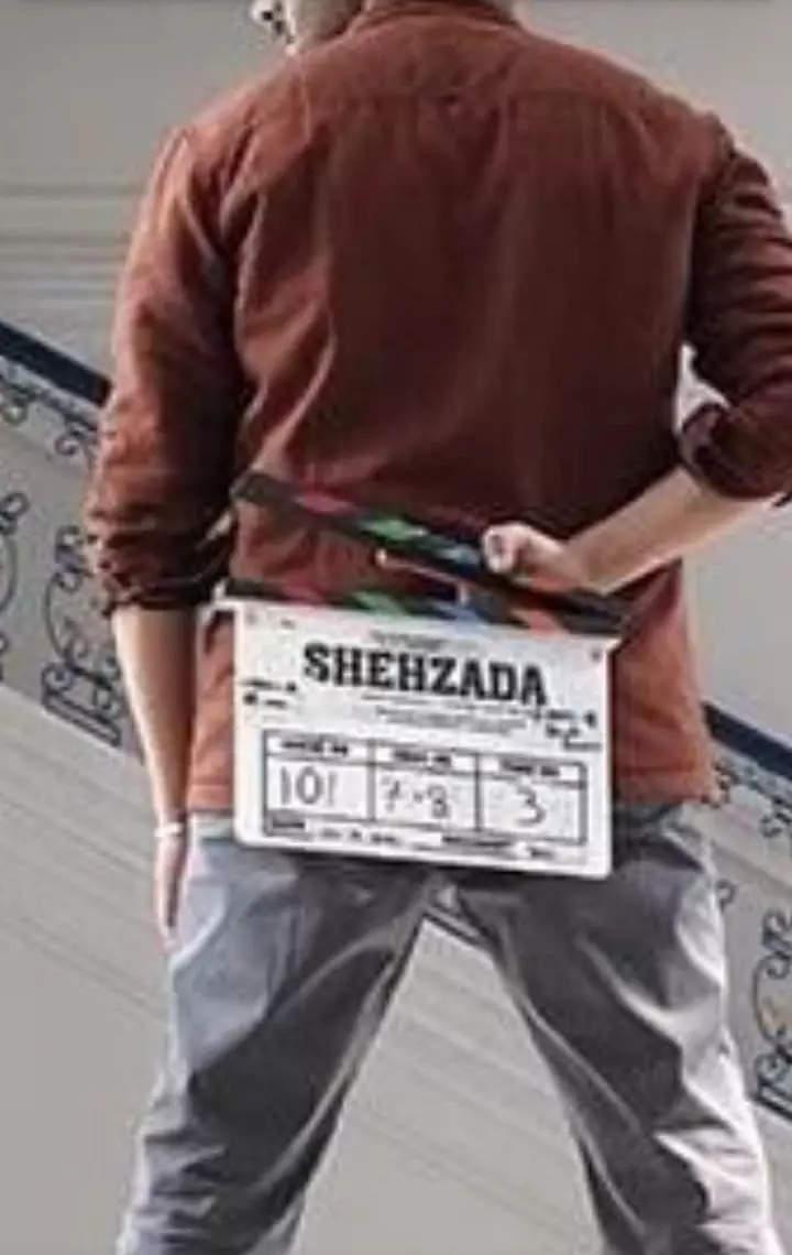 Kartik's 'Shehzada' mahurat shot resembles to 'Anaari Is Back'
