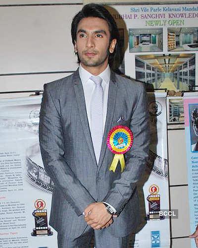 Ranveer at 'Dadasaheb Phalke Awards'